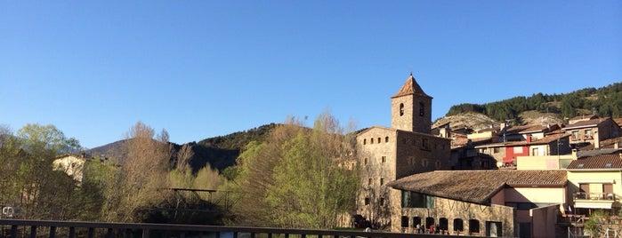 El Pont de Suert is one of Municipis catalans visitats.