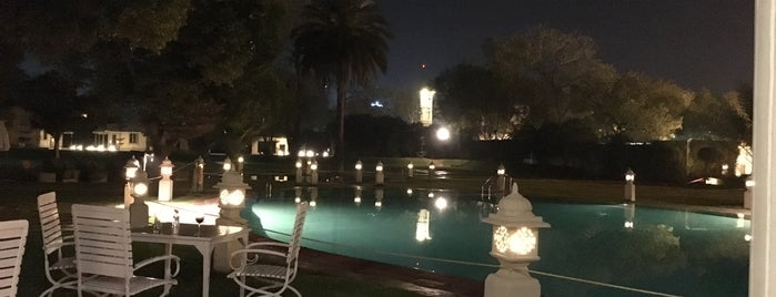 Giardino @ Jai Mahal Palace is one of Jaipur Restaurants.