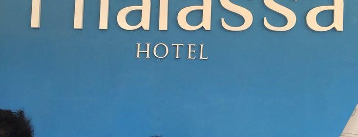 Thalassa Hotel is one of Alfred 님이 좋아한 장소.