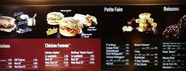 McDonald's is one of Rueil-Malmaison Survie.