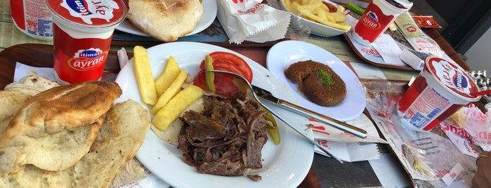 Ağababa Exspress Döner is one of Korhan : понравившиеся места.