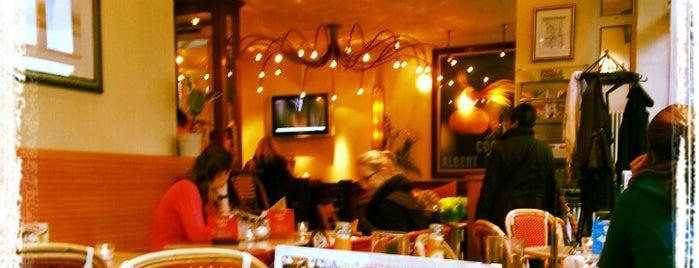 Café Extrablatt is one of Культурное чревоугодие и прогрессирующий гедонизм.