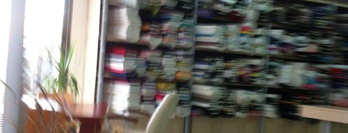 Yeniceri Tekstil is one of İZMİR BÖLGESİ, TEKSTİL&KONFEKSİYON İMALATÇILARI.