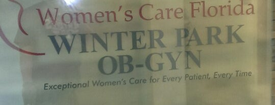 Winter Park OB & GYN is one of Lisaさんのお気に入りスポット.