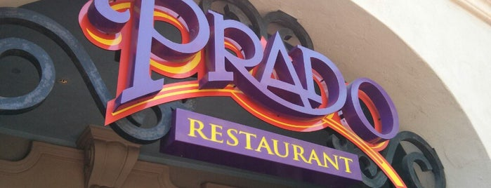 The Prado at Balboa Park is one of Where to Eat Near the San Diego Zoo.