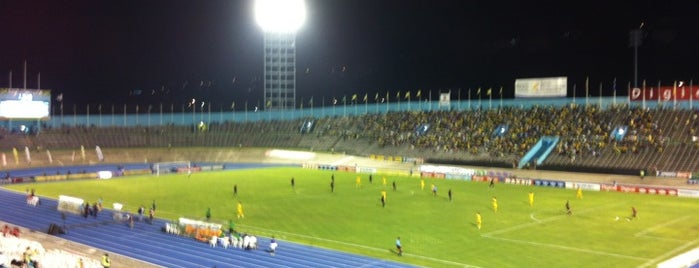 National Stadium is one of Soccer Stadiums.