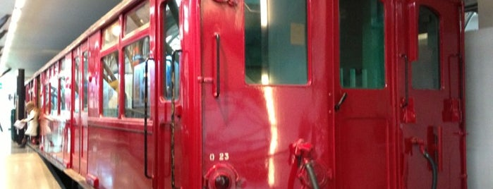 London Transport Museum is one of Londres / London.