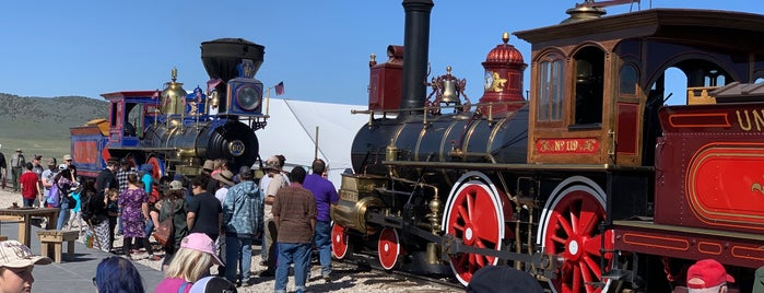 Golden Spike National Historic Site is one of Must Remember To Stop.