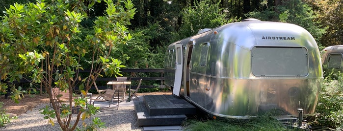 AutoCamp Russian River is one of Everything else CA.