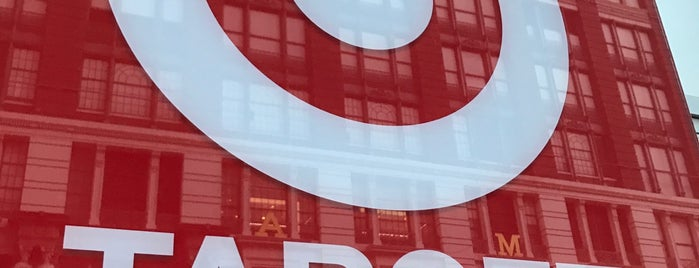 Target is one of NY Food Market & Drugstore.