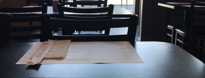 Man Sun Japanese Restaurant is one of 🐟.