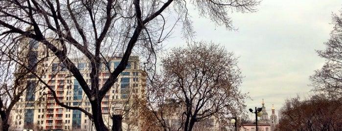 Muzeon Park is one of Когда буду дома.