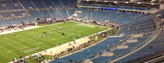 TIAA Bank Field is one of Big Matchs's Today!.