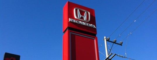 Honda Angelopolis is one of Gespeicherte Orte von Juan.