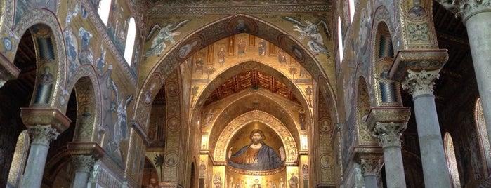 Duomo di Monreale is one of Grand Tour de Sicilia.