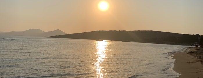 Laggeri Beach is one of greece.