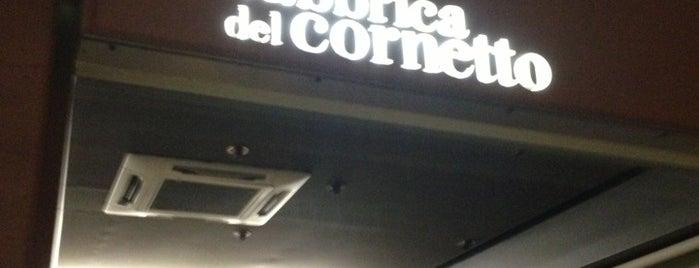 La Fabbrica del Cornetto is one of Locais salvos de Maria.