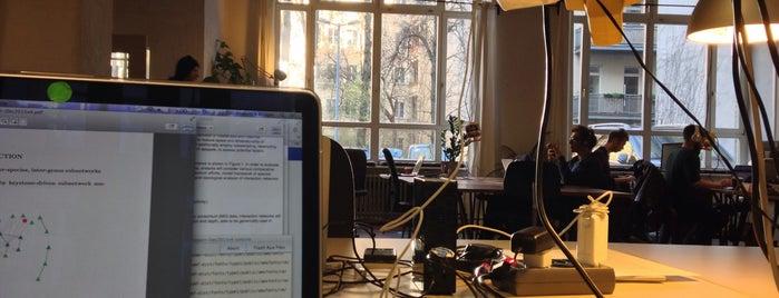 ESDIP Berlin is one of Coworking.