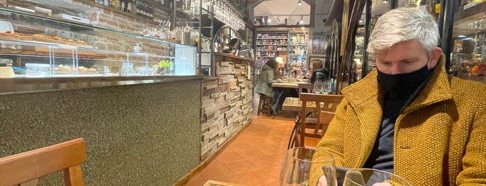Enoteca Alessi is one of MY FLORENCE.