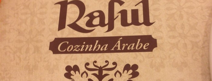 Raful is one of Restaurantes no centro (ou quase).