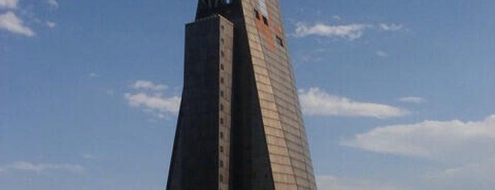 SEP Torre Independencia is one of Tempat yang Disukai Gabriela.