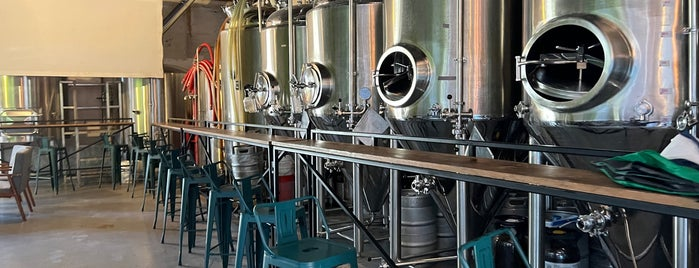 Parleaux Beer Lab is one of New Orleans.