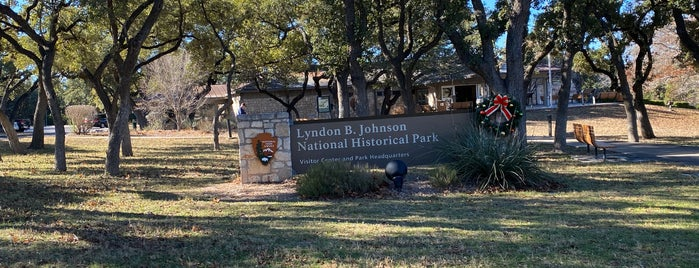 Lyndon B. Johnson National Historical Park Visitor Center is one of In My Kitchen.