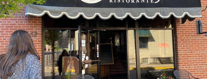 Oliverio's on the Wharf is one of Pep Roll Tour.