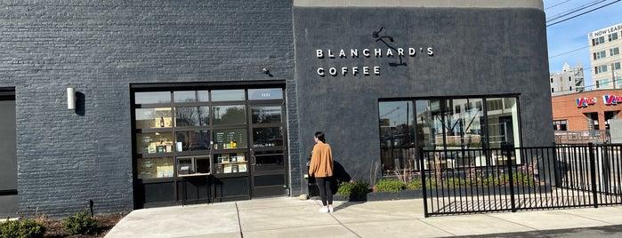 Blanchard's Coffee is one of Coffee ☕️.