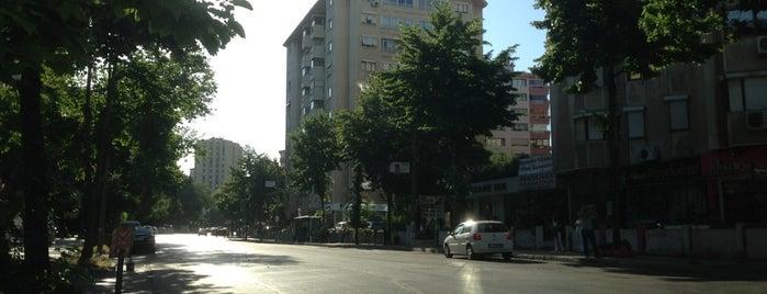 İnönü Caddesi is one of Bağdat Caddesi ve Civarı.