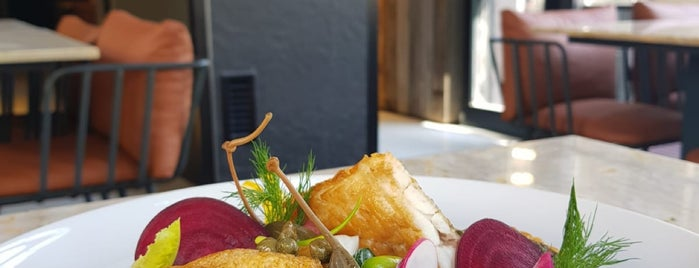 Gaggenau Brasserie is one of Adana.
