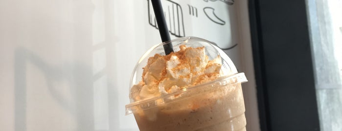 Boréal Coffee Shop is one of สถานที่ที่ Antonia ถูกใจ.