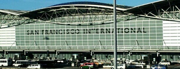 Aeroporto Internazionale di San Francisco (SFO) is one of [To-do] San Francisco.