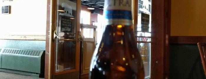 California Bar is one of a: сохраненные места.