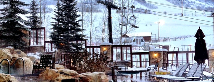 Marriott's MountainSide is one of Park City.
