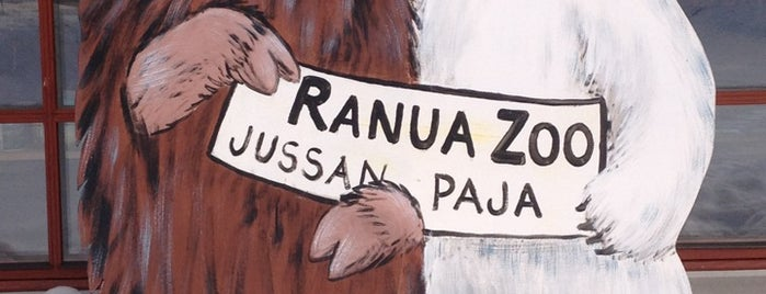 Ranuan eläinpuisto / Ranua Zoo is one of Locais salvos de Julia.