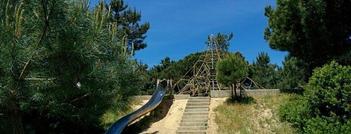 Parque Aventura is one of Lx museus e jardins gratis.