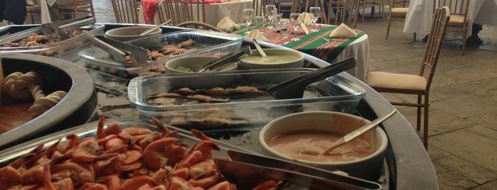 Restaurant Costa Verde is one of De dia @Lima.