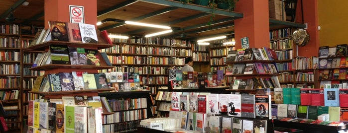 Libreria El virrey is one of South America.