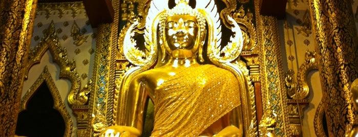 Wat Nang Phaya is one of Locais curtidos por Yodpha.