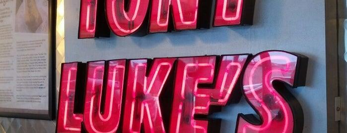 Tony Luke's is one of Philadelphia's Best Sandwich Places - 2013.