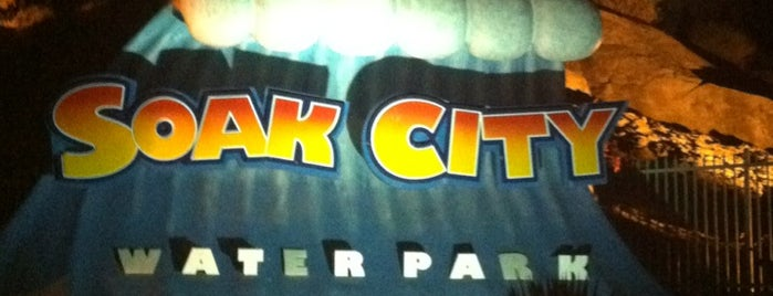 Knott's Soak City Palm Springs is one of Going Back To Cali...Again.