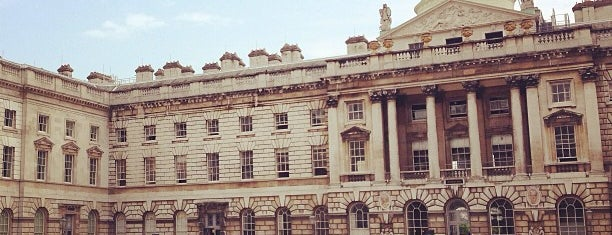 Somerset House is one of London list.