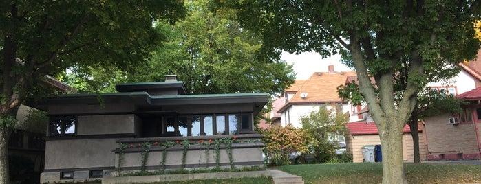 Frank Lloyd Wright - American System-Built Model B-1 is one of Frank Lloyd Wright.