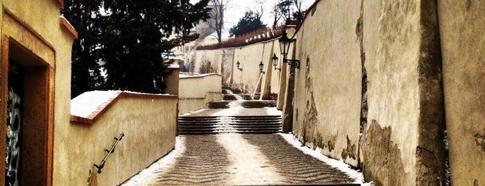 Staré zámecké schody is one of Kurztrip nach Prag.