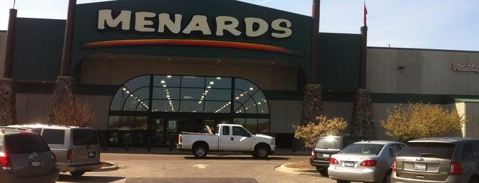 Menards is one of Mark'ın Beğendiği Mekanlar.