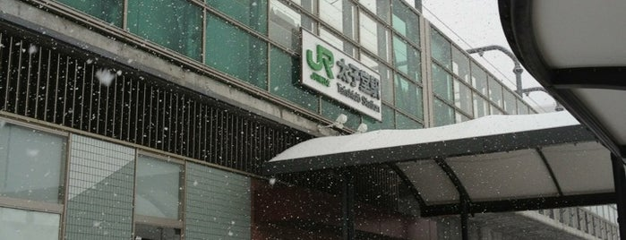 Taishidō Station is one of JR 미나미토호쿠지방역 (JR 南東北地方の駅).