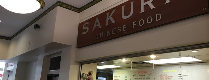Sakura is one of Places In Clev.