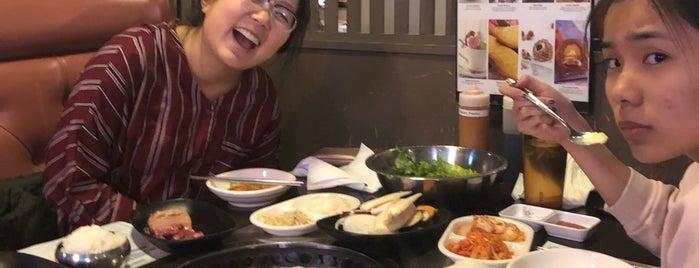 Sura Korean Barbecue is one of Vinhlhq2015'in Beğendiği Mekanlar.