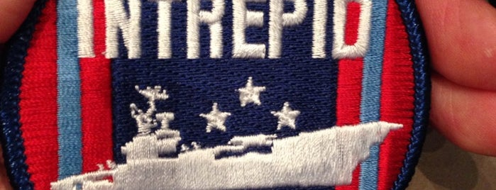 Intrepid Museum Store is one of New York Best: Sights & activities.
